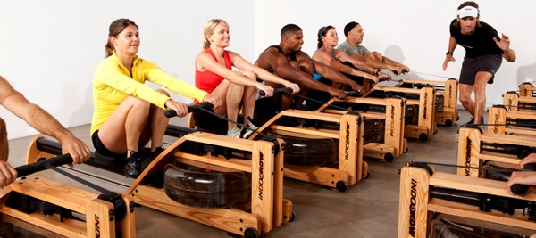 Rowing class blur