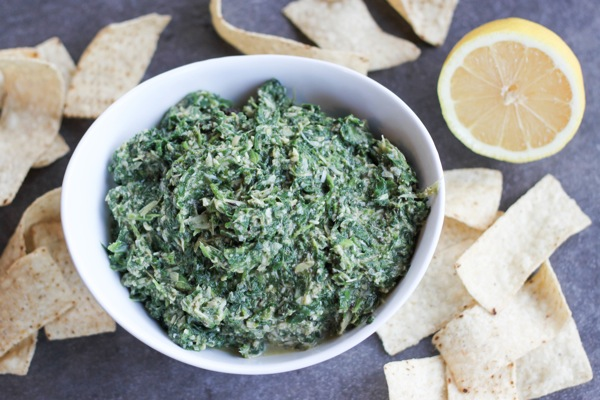 Spinach dip 1 of 1