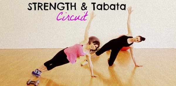 Strength and tabata