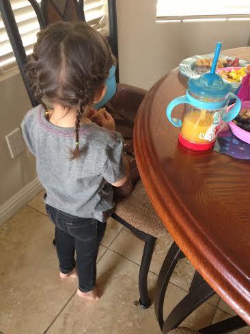 Tiny braids