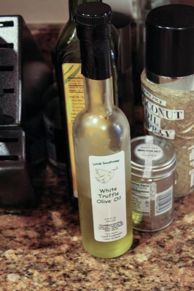 Truffle oil  1 of 1