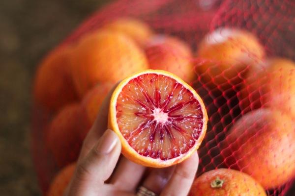 Blood orange  1 of 1