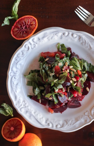 Blood orange salad  1 of 1 3