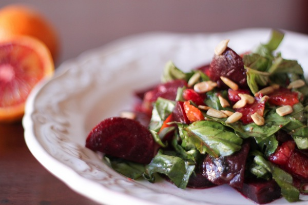 Blood orange salad  1 of 1