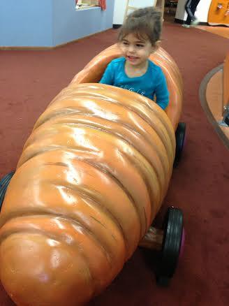Carrot car