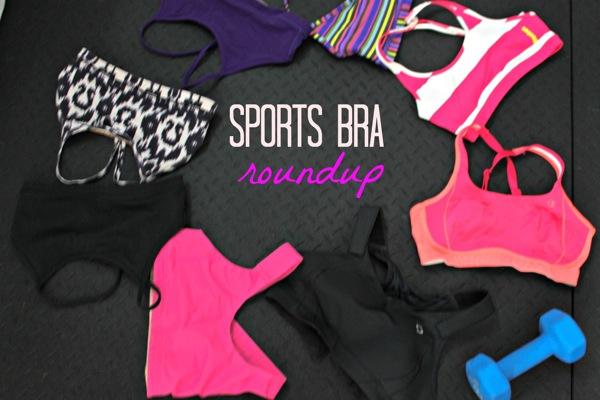 Fave sports bras
