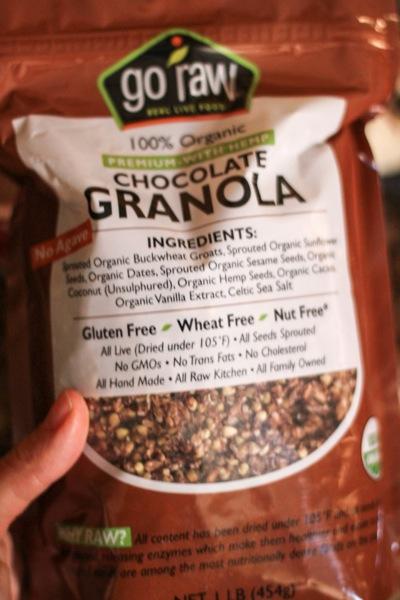 Granola  1 of 1