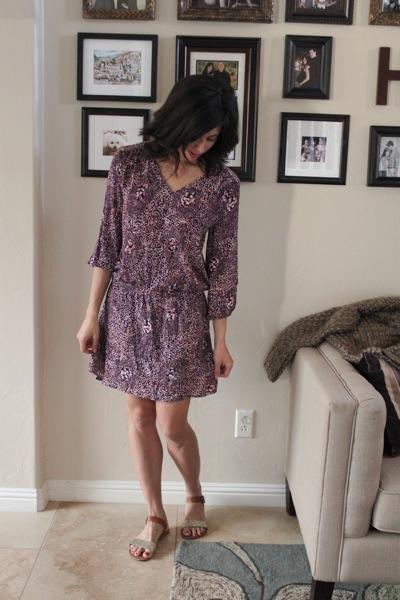 Printed dress  1 of 1 2