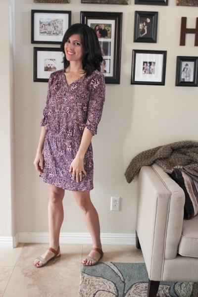 Printed dress  1 of 1