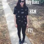 Meg: Weekend Wears