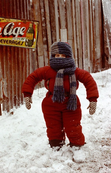 Randy Snow Suit A Christmas Story