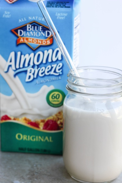 Almond milk  1 of 1
