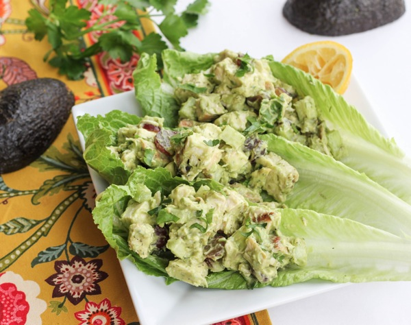 Avocado chicken salad  1 of 1 3