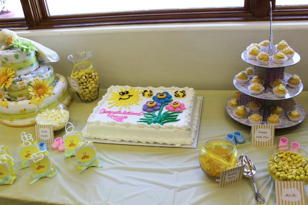 Baby shower  1 of 1