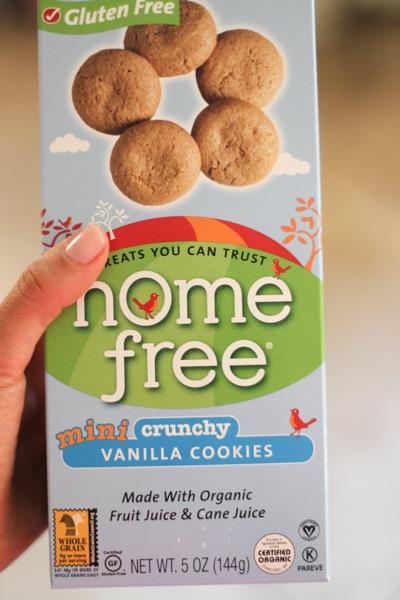 gluten-free vanilla wafers