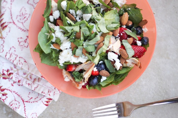 Lunchtime salad  1 of 1