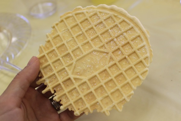 Pizzelle  1 of 1