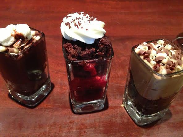 Seasons dessert