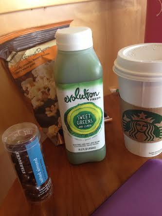 Starbucks snacks