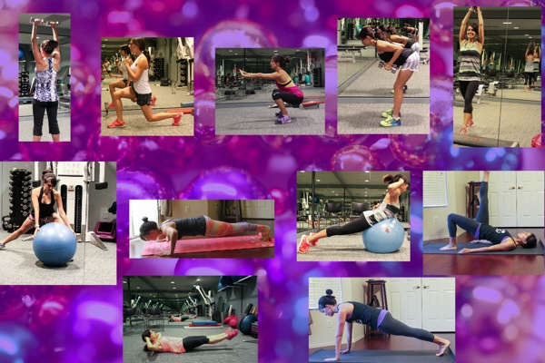 Fit Tuesday Total Body Workout Moves