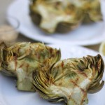 How to make amazing grilled artichokes