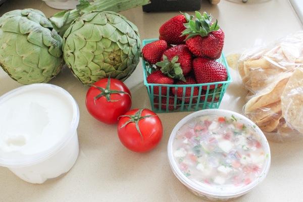 Farmers market goodies  1 of 1