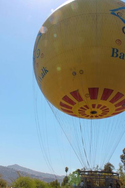 Hot air balloon  1 of 1