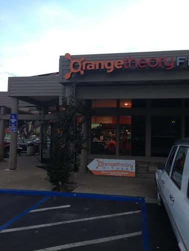 Orange Theory Fitness Exterior