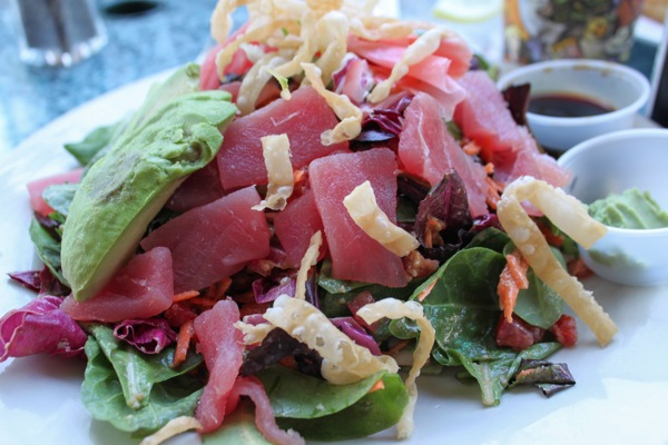 Sashimini salad  1 of 1