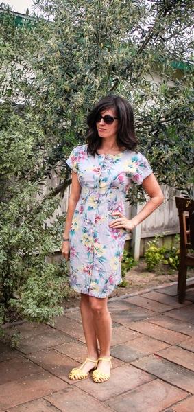 Vintage dress  1 of 1 2