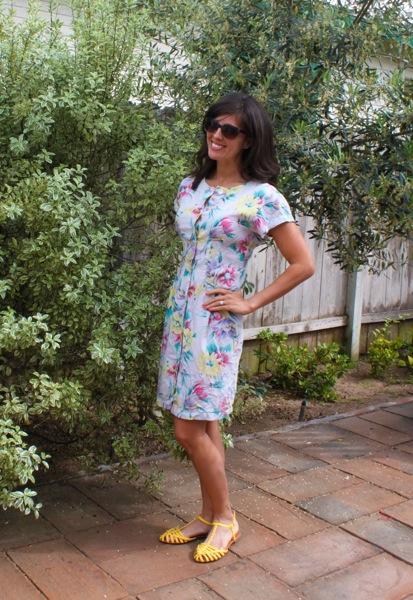 Vintage dress  1 of 1