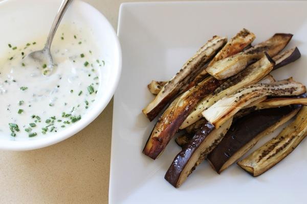 Eggplant fries  1 of 1