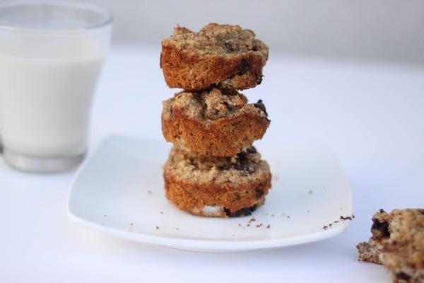 Grain free chocolate chip muffins  1 of 1 3