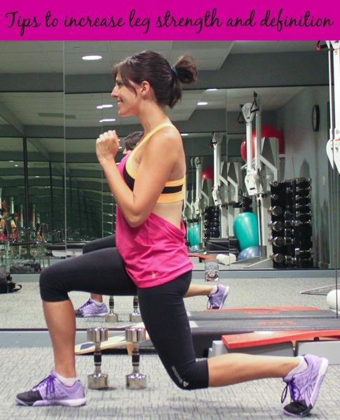 Increase leg strength