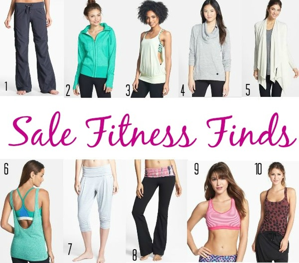 Sale fitness finds