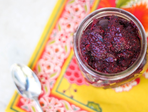 Berry chia jam  1 of 1 2