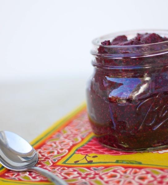 Berry chia jam  1 of 1 3