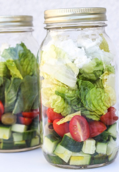 Salad in a jar  1 of 1 3