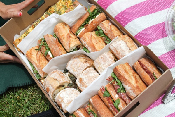 Sandwiches  1 of 1