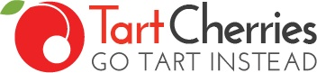 Tart cherry logo