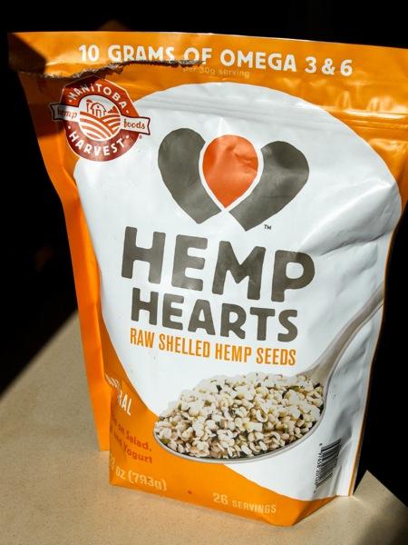 Hemp seeds  1 of 1
