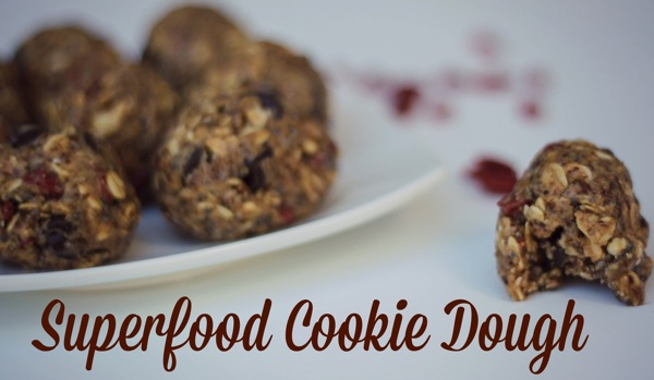 Superfood cookie dough  1 of 1