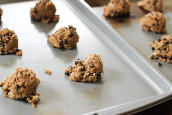 Baking cookies  1 of 1