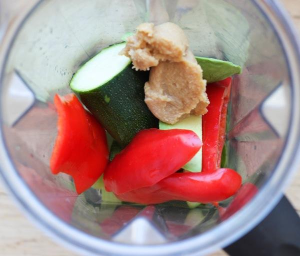 Blended salad  1 of 1