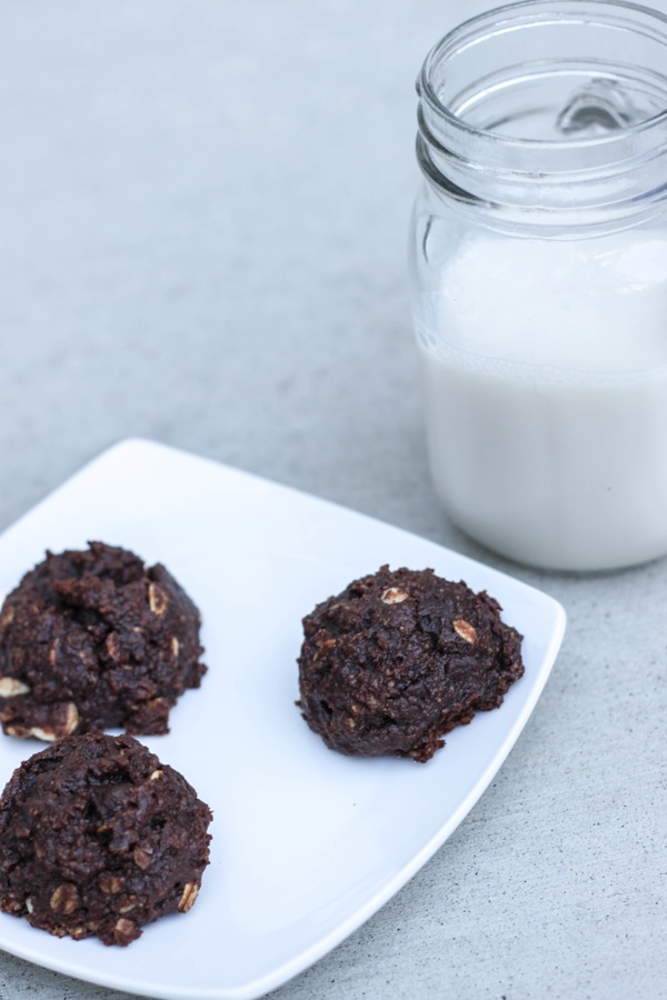 Chocolate pb oatmeal cookies  1 of 1 2