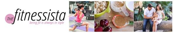 Fitnessista main header