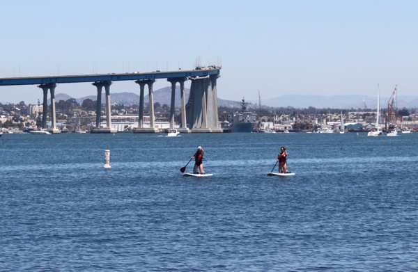Paddle boarding  1 of 1 2