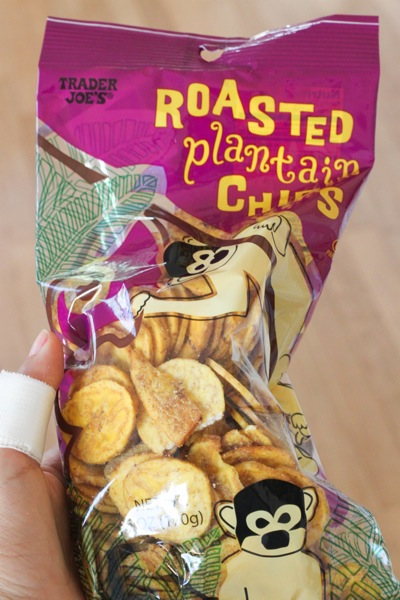 Plantain chips  1 of 1