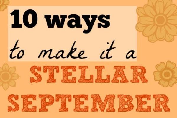 10 ways september
