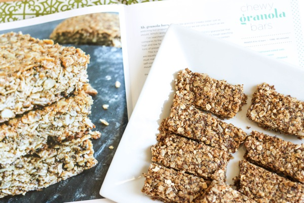 Chewy granola bars  1 of 1